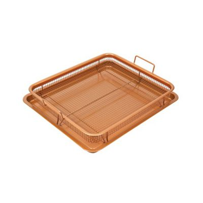 Copper Crisper XL Size